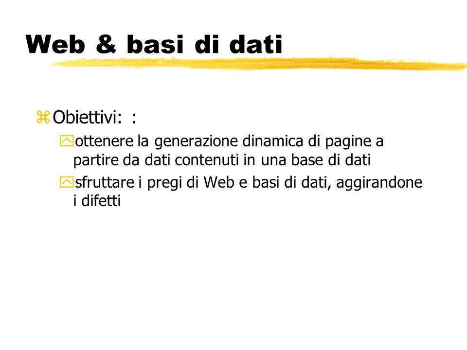 Esempio 1a -- Create an internal representation of the XML document.