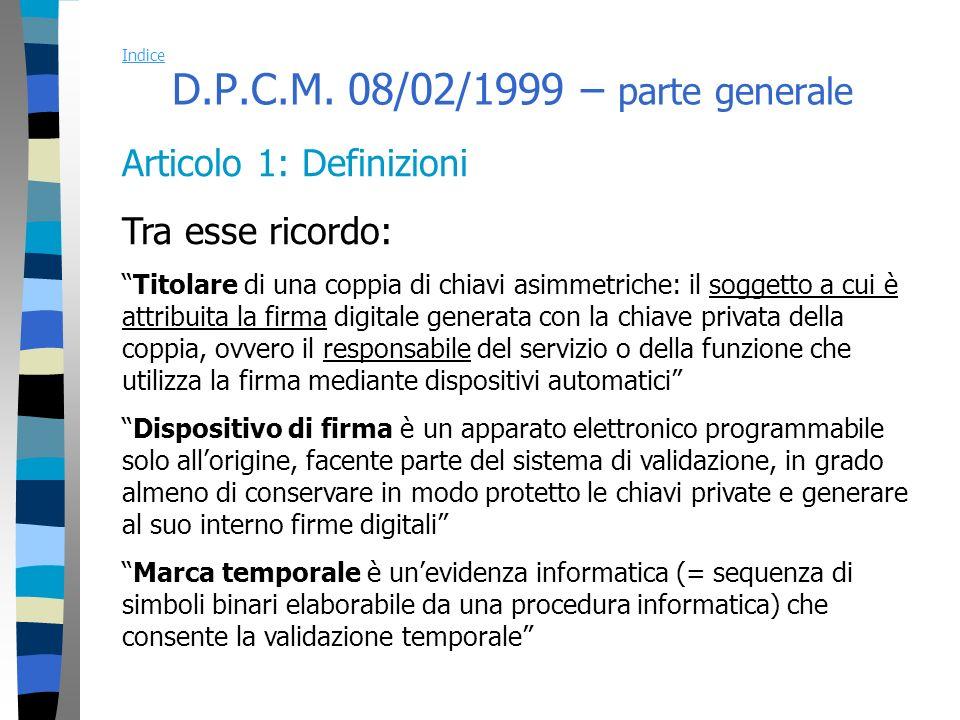 D.P.C.M.
