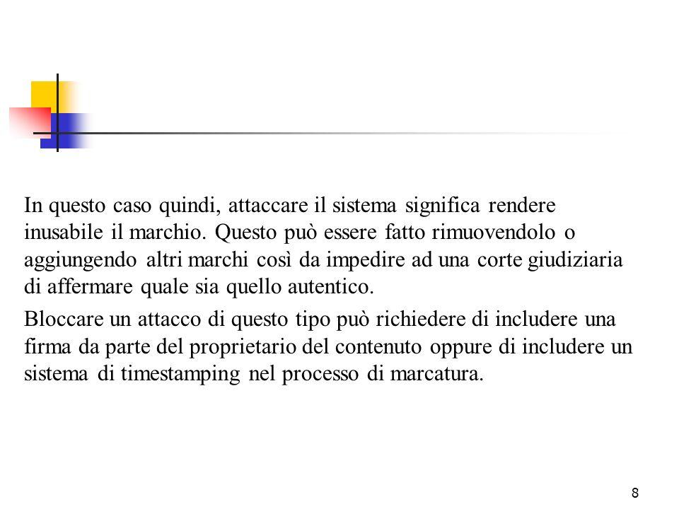 29 Attaccante attivo Il modello che verrà presentato in questo caso sarà quello del PrisonersProblem con qualche lieve modifica.