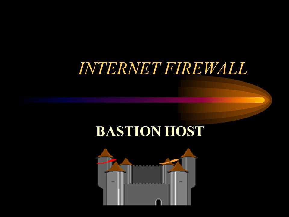 Screened Subnet: L unico punto di accesso alla sottorete e l application- level gateway.