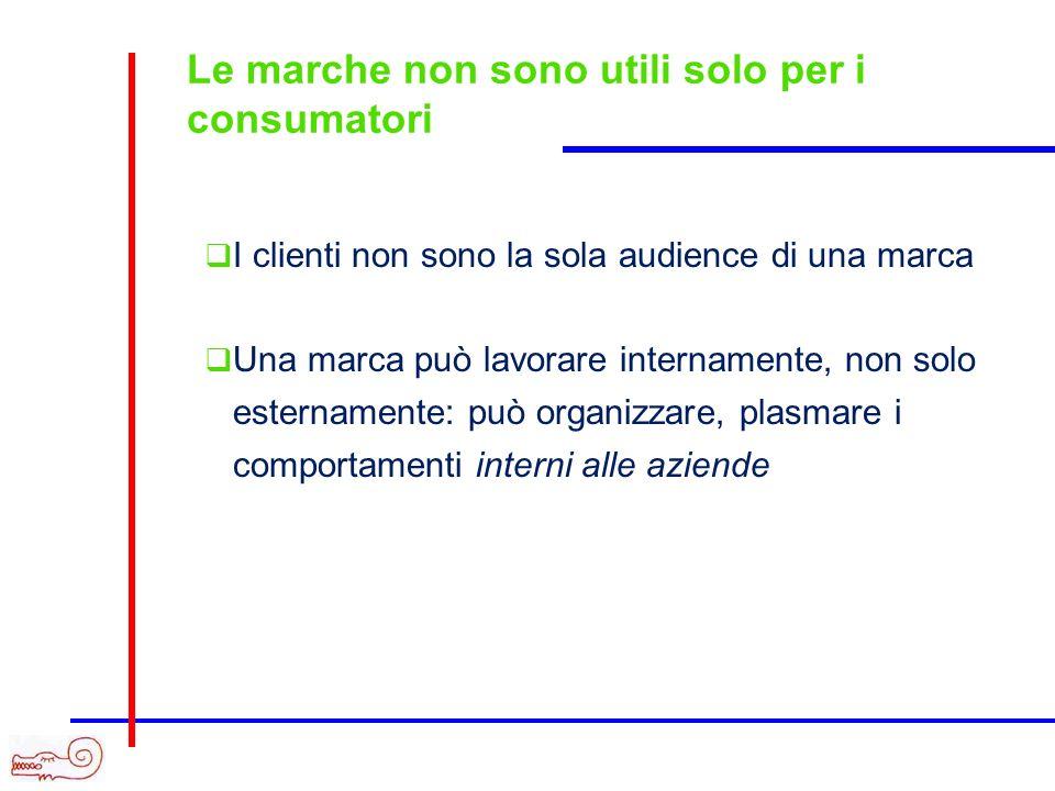 E allora, quali strategie per la comunicazione? Forse semplicemente più coraggio Le teorie sulla pubblicità non cambiano, come non cambiano i modi in