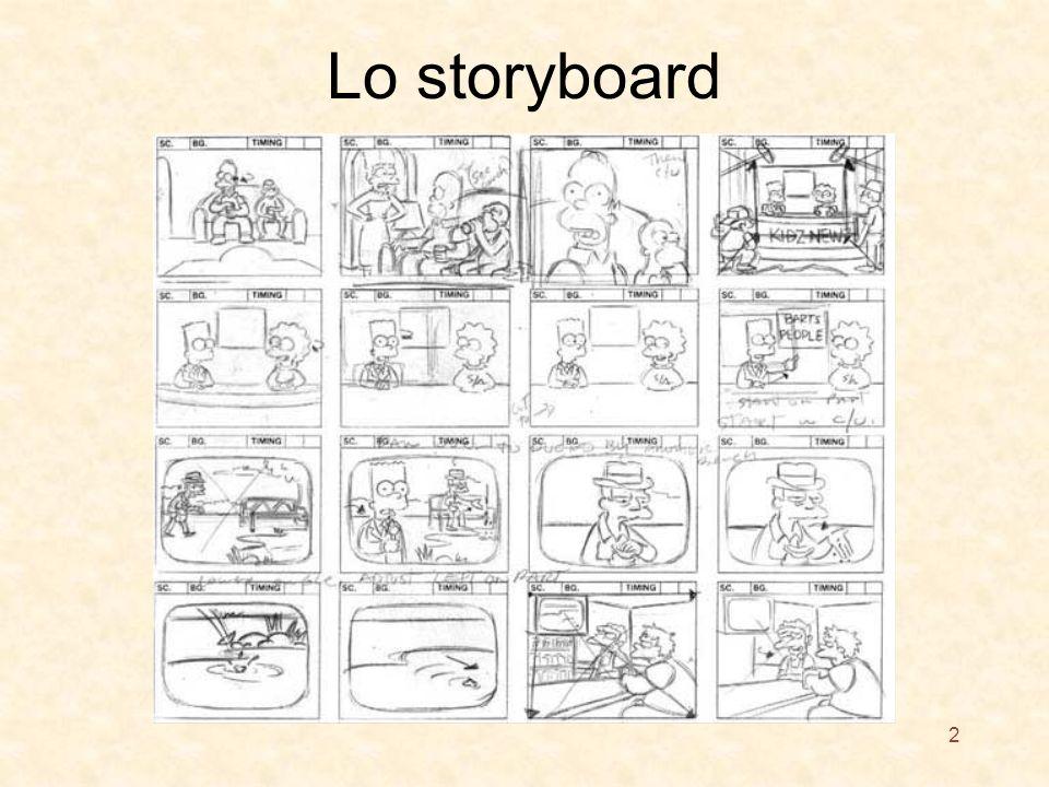 Lo storyboard 2