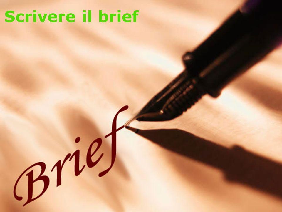 Scrivere il brief