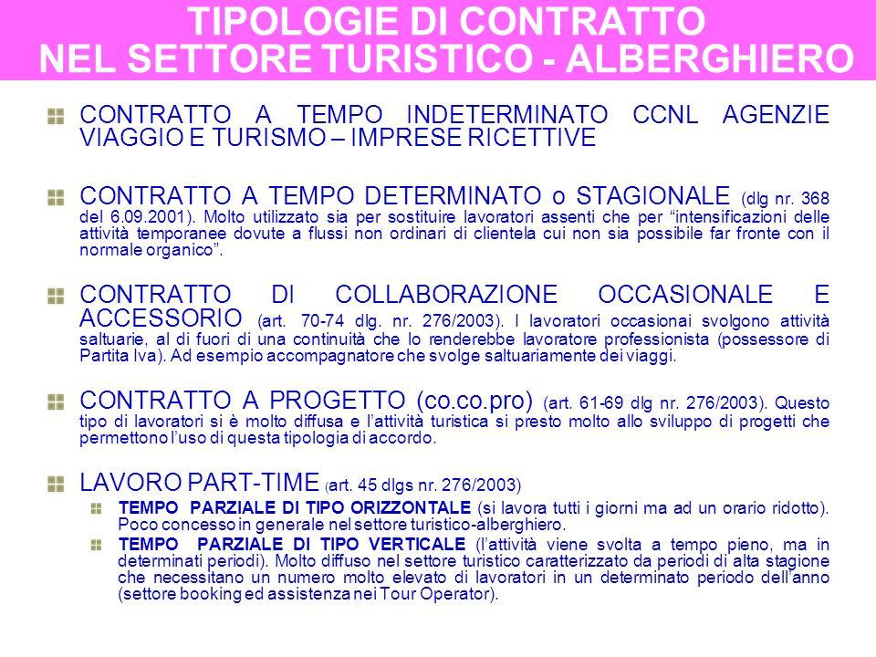 PREMESSA: UNA FINESTRA SUL TURISMO In Italia sono circa 800.000 gli occupati nel settore del turismo, ovvero il 4% della forza lavoro del Paese.