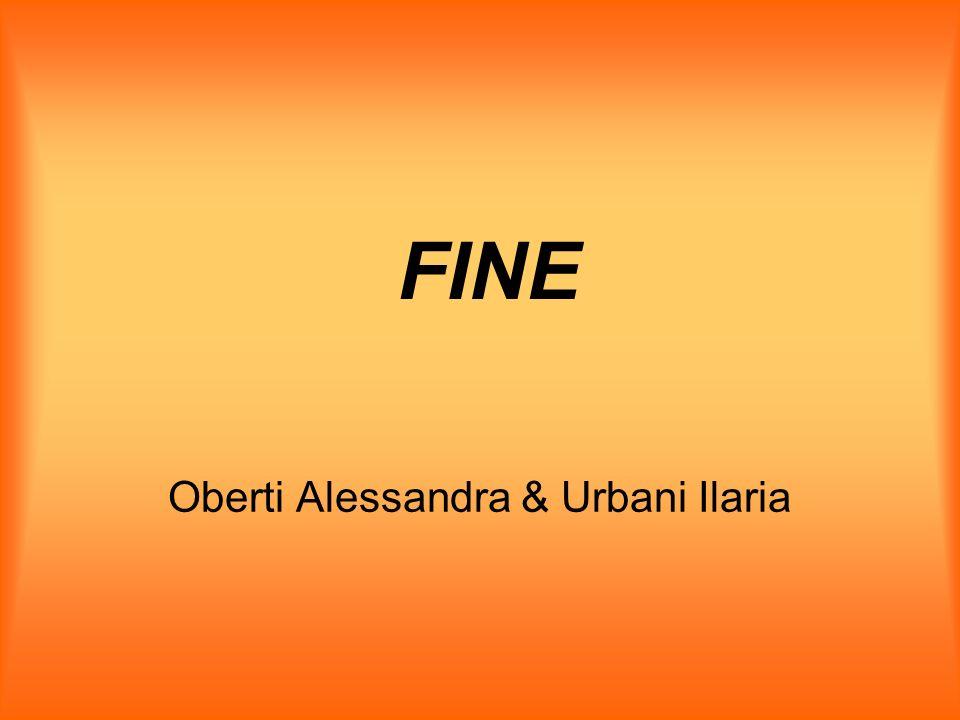 FINE Oberti Alessandra & Urbani Ilaria