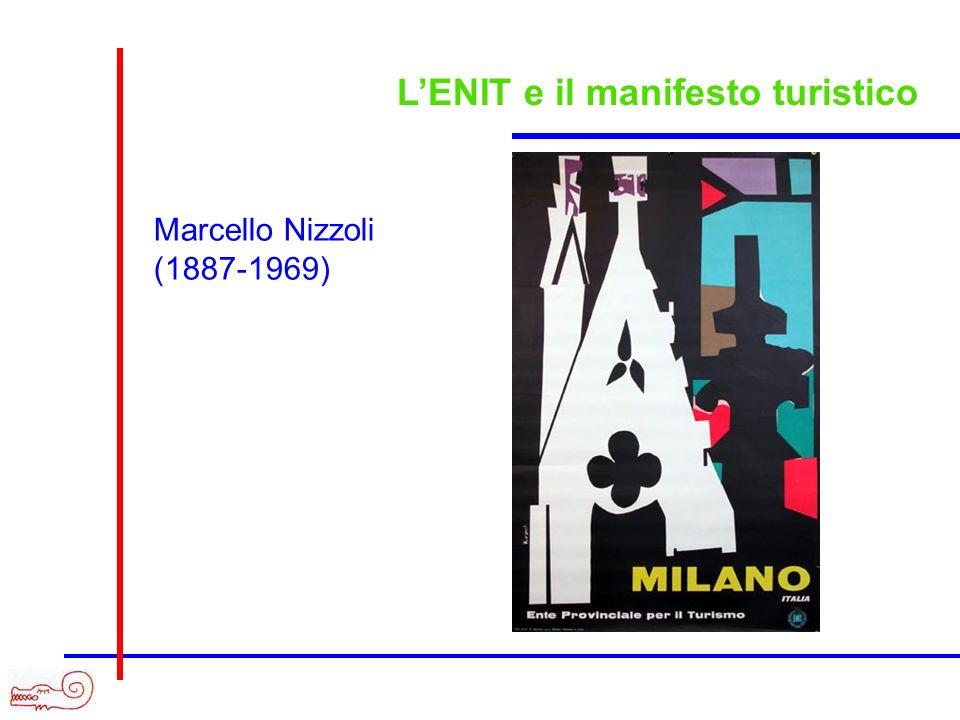 LENIT e il manifesto turistico Marcello Nizzoli (1887-1969)