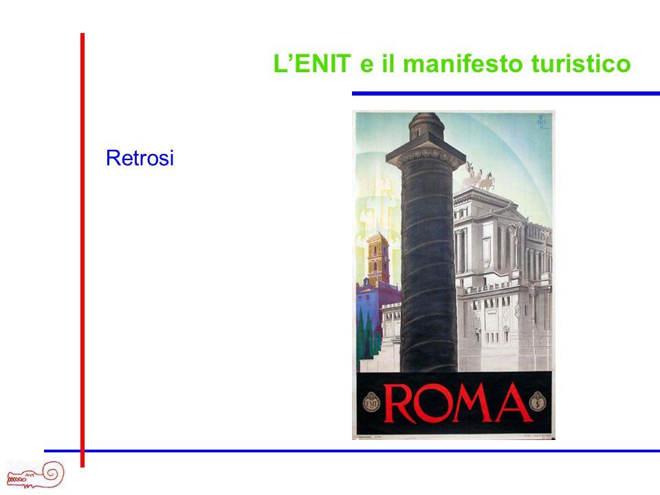 LENIT e il manifesto turistico Retrosi