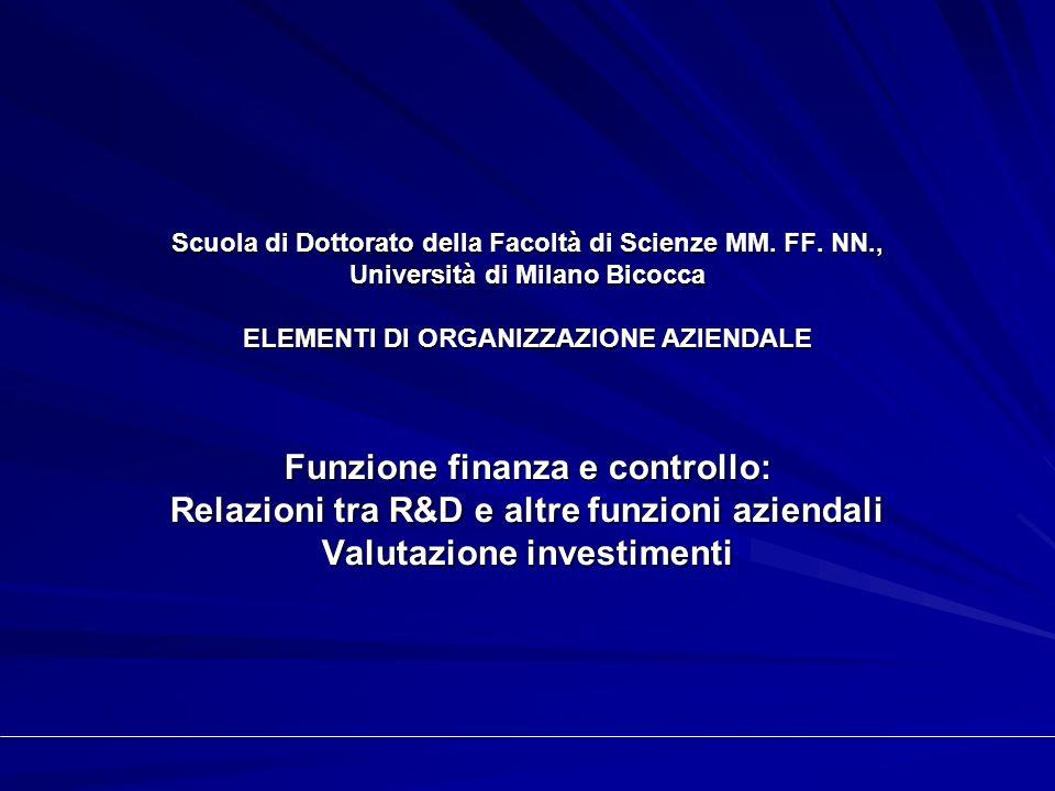 Scuola di Dottorato della Facoltà di Scienze MM. FF.
