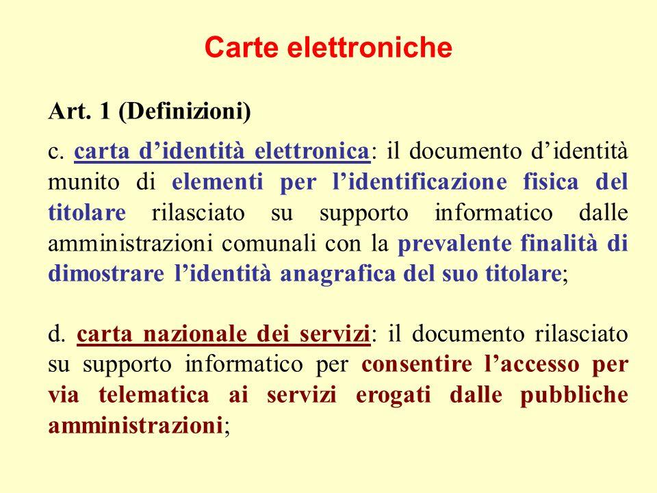 Art. 1 (Definizioni) c.