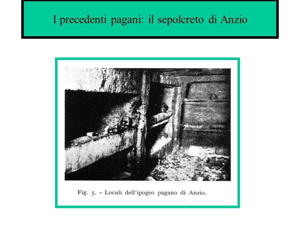 La diffusione delle catacombe in Italia e Tunisia