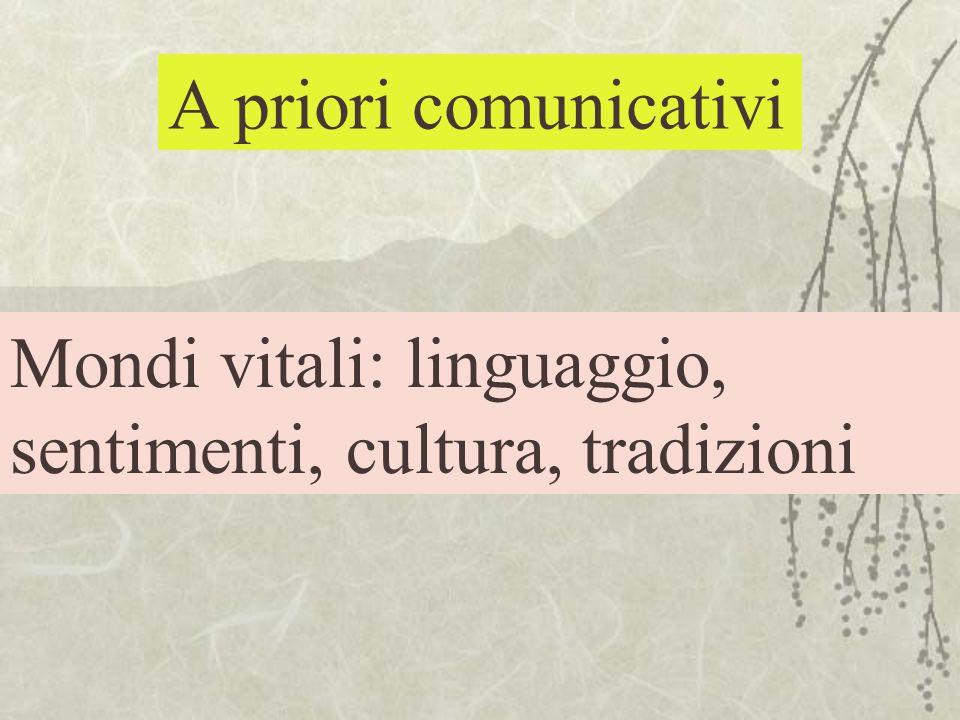 Quando esiste una situazione linguistica ideale.