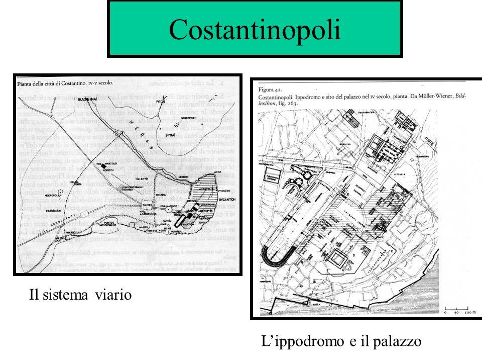 Il sistema viario Lippodromo e il palazzo