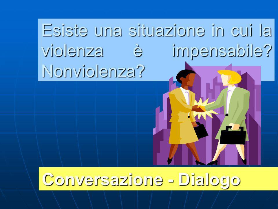 Esempio: polizia Stato è violenza della violenza della violenza