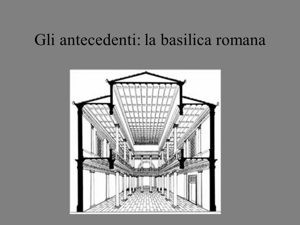 Domus ecclesiae: esemplificazioni S.