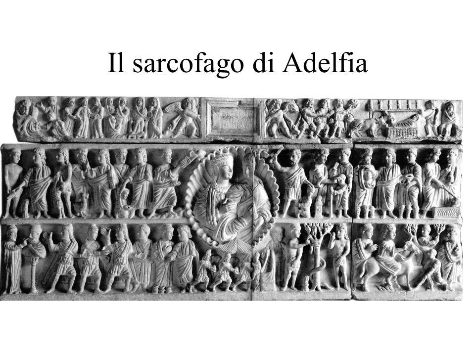 Il sarcofago di Adelfia