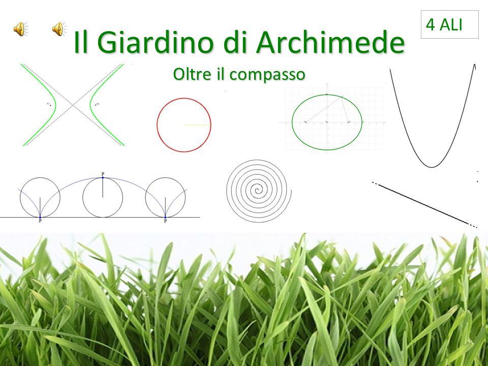 Il Giardino di Archimede Oltre il compasso 4 ALI