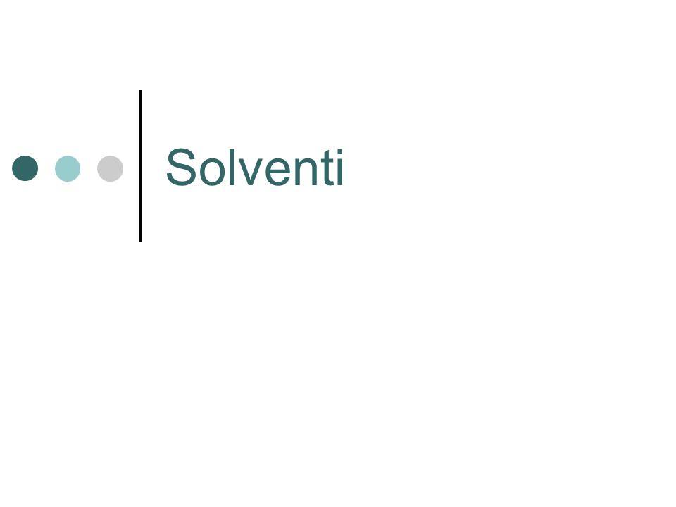 Solventi
