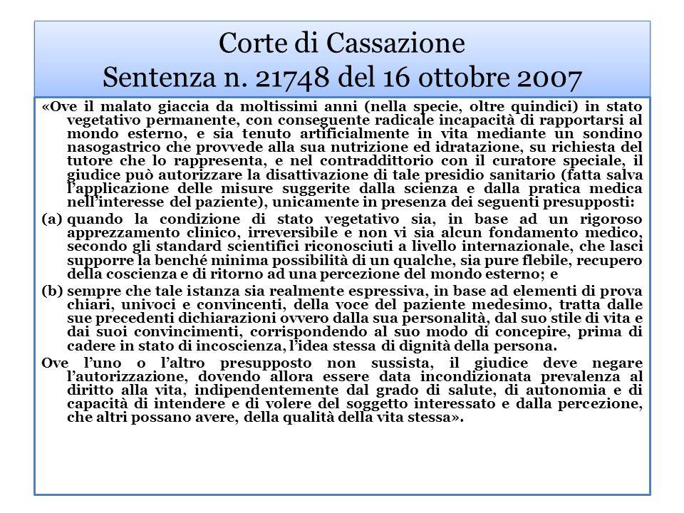 DDL Calabrò (Senato, 26.3.2009) Art.