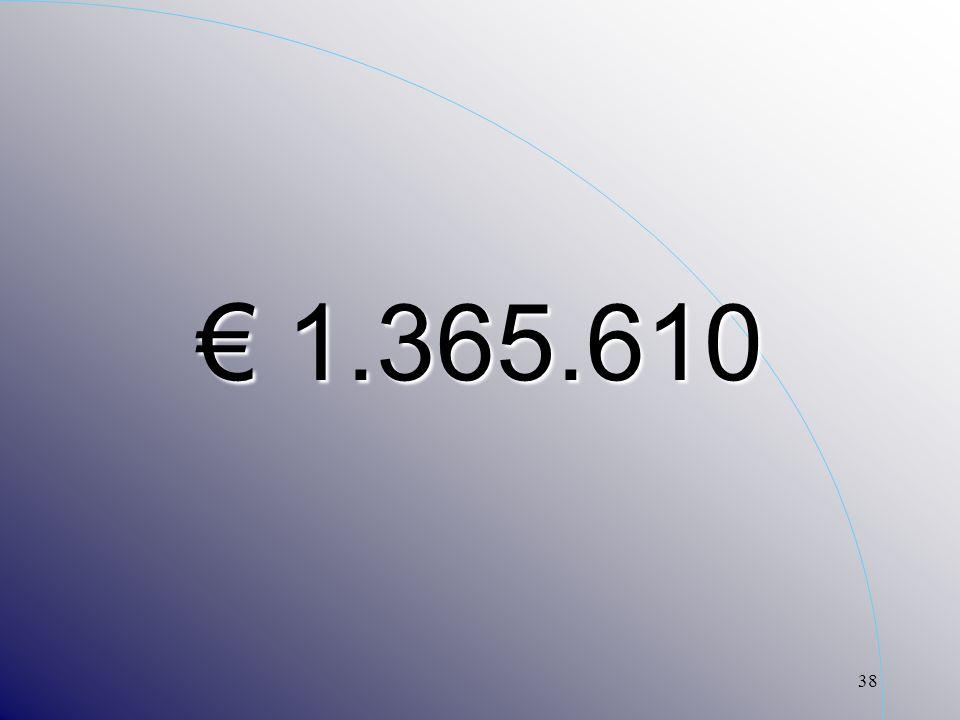 38 1.365.610 1.365.610