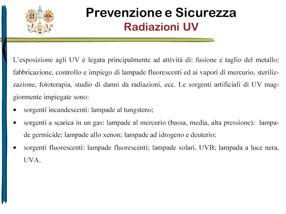 Prevenzione e Sicurezza Ultrasuoni
