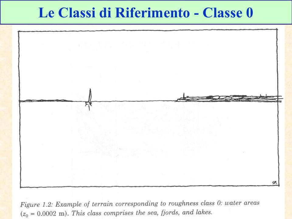 Le Classi di Riferimento - Classe 0