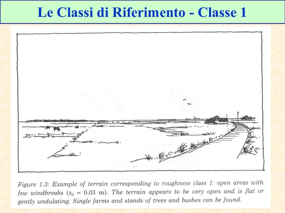 Le Classi di Riferimento - Classe 1