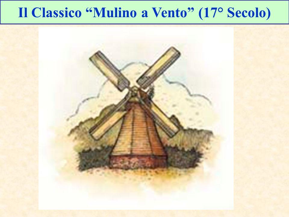 Il Classico Mulino a Vento (17° Secolo)