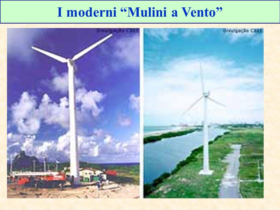 I moderni Mulini a Vento