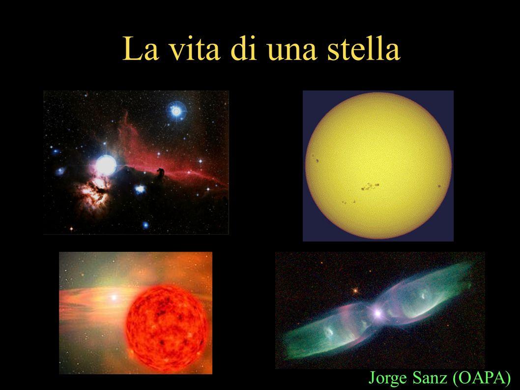 Cosa è una stella? T= 5500 o C R=700000 km