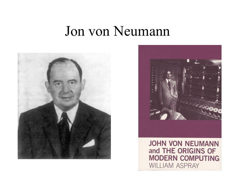 Jon von Neumann