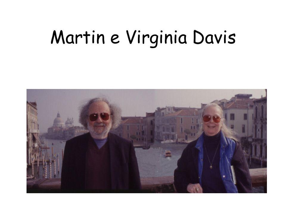 Martin e Virginia Davis
