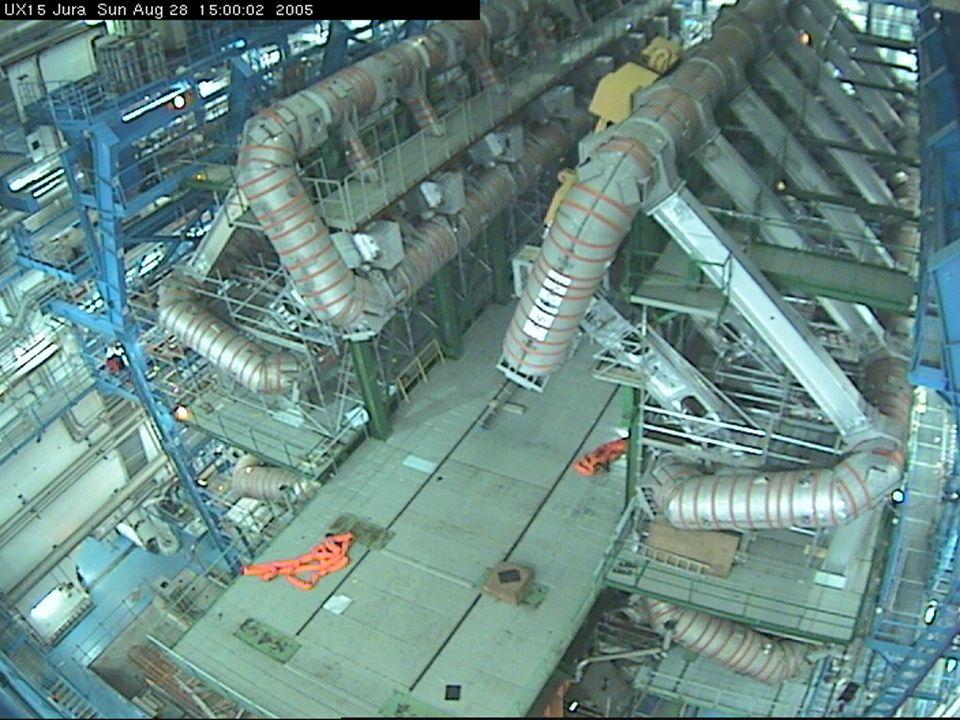 Le camere MDT dello spettrometro per muoni misurano la traiettoria seguita dai muoni sono camere a tubi a deriva e lavorano in regime proporzionale tubi in Alluminio con un raggio di 1.5 cm miscela di Argon (93 %) e CO 2 (7%) ad una pressione di 3 bar 2 multilayer per ogni camera, per un totale di 288 tubi per le camere BIL.