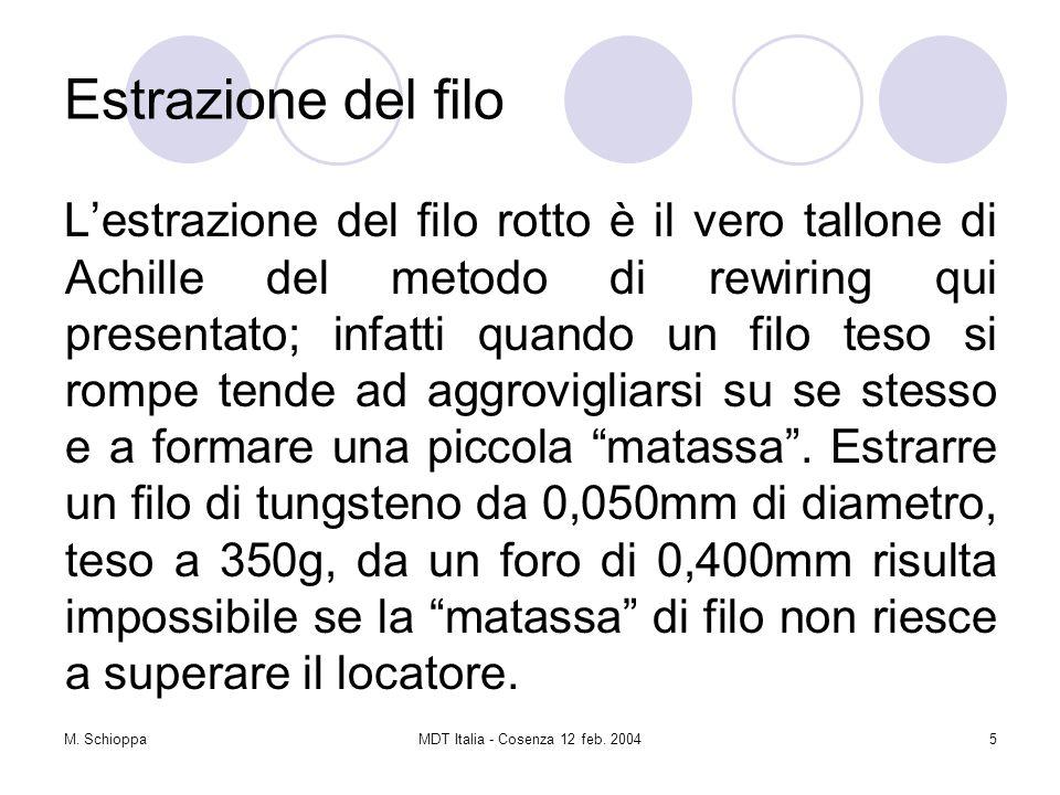 M.SchioppaMDT Italia - Cosenza 12 feb.