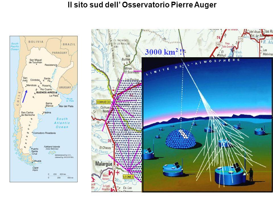 Osservatorio Pierre Auger: sviluppo di sistemi hardware e software di rivelazione Filtri ottici Specchi Monitoraggio atmosferico: LIDAR Elettronica di lettura