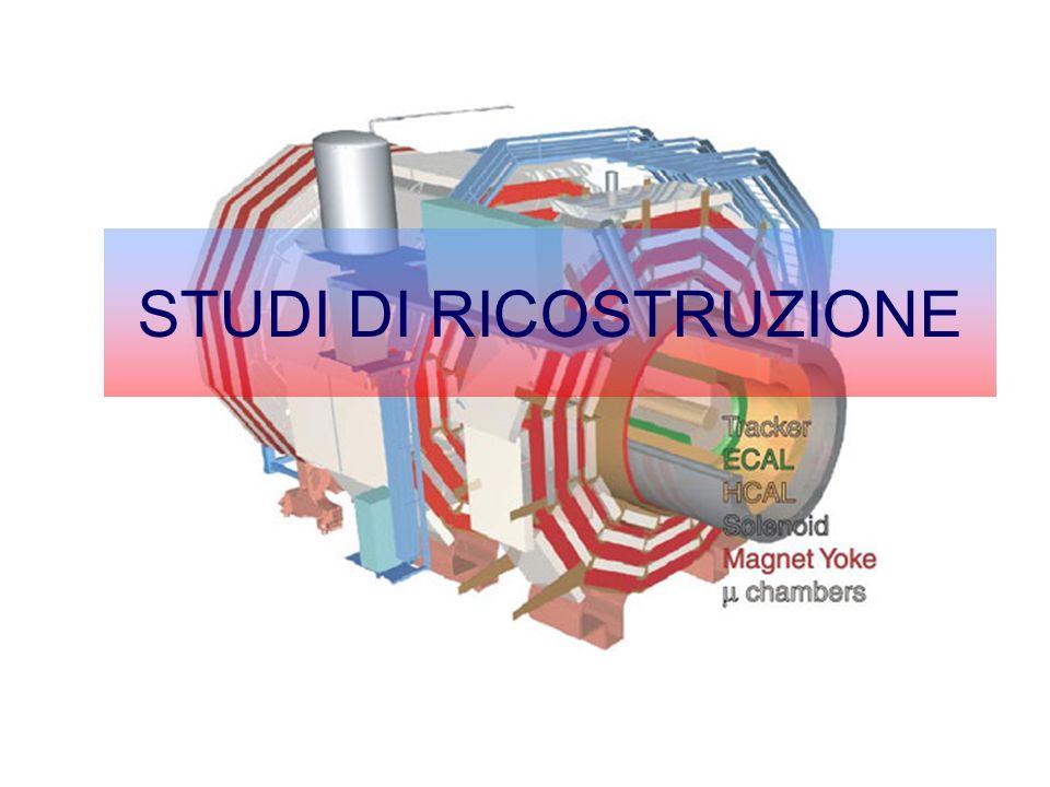 STUDI DI RICOSTRUZIONE