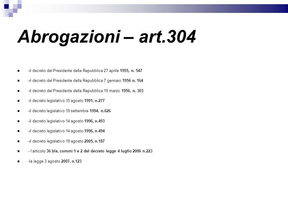 Cardine della prevenzione Art.2087 Cod.civ.