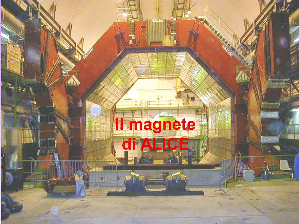 13 Il magnete di ALICE