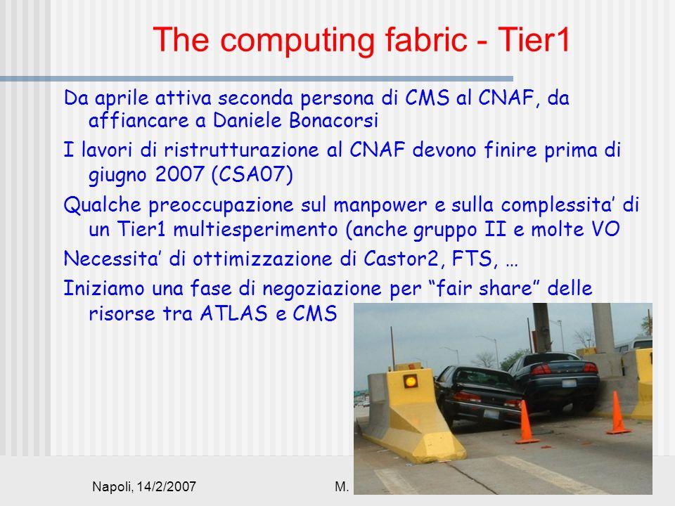 Napoli, 14/2/2007M.