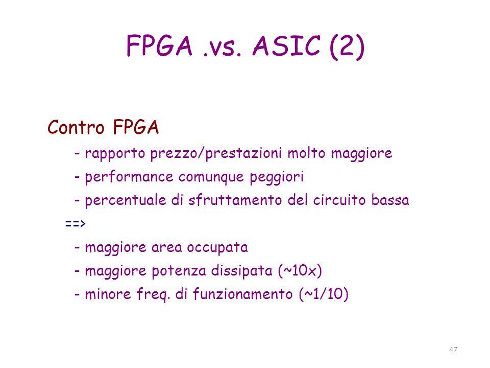 48 Programmazione FPGA Hardware Description Languages (HDL)...
