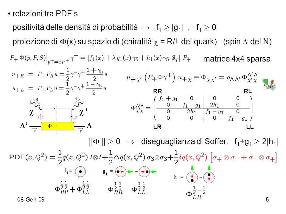 08-Gen-095 relazioni tra PDFs positività delle densità di probabilità .
