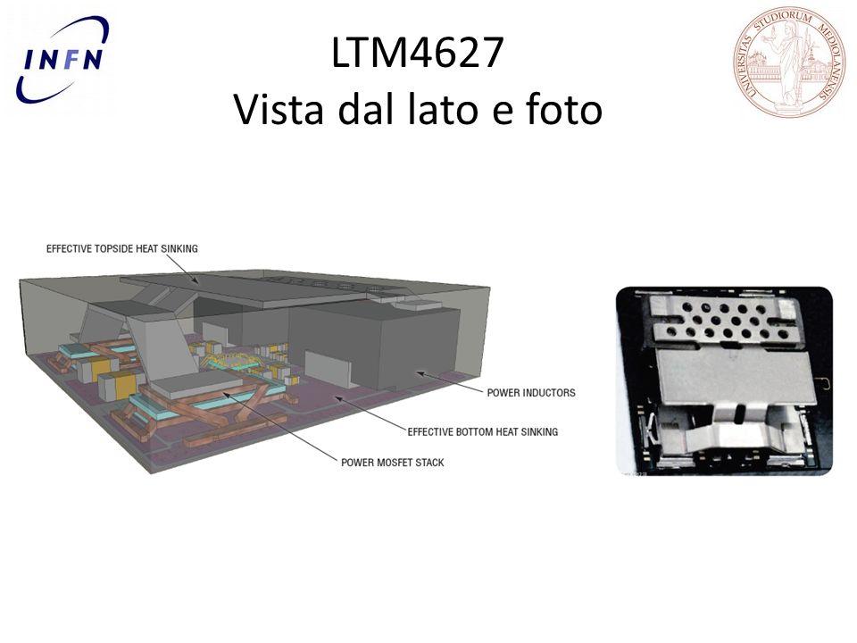 LTM4627 Vista dal lato e foto