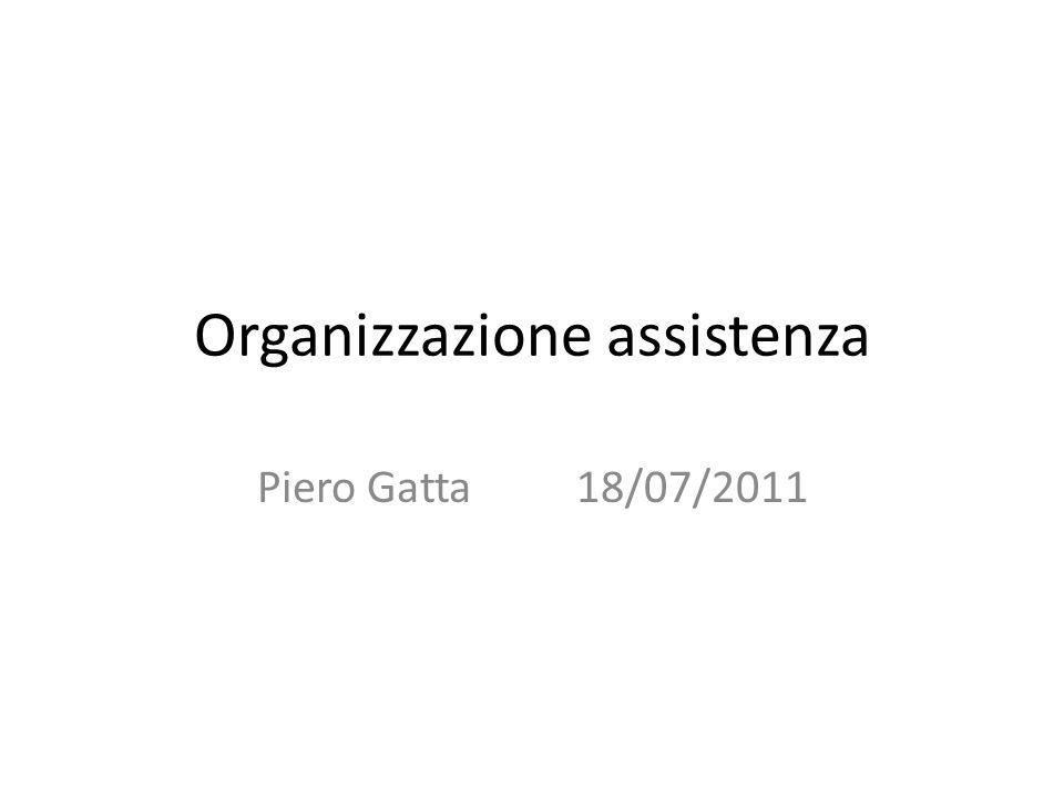 Organizzazione assistenza Piero Gatta18/07/2011