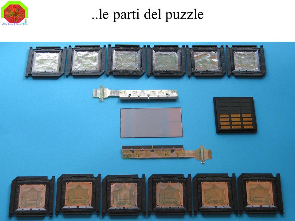 M.Bregant: Il rivelatore a microstrip di silicio ALICE-DAY 25/11/05 ce ne servono 1700.