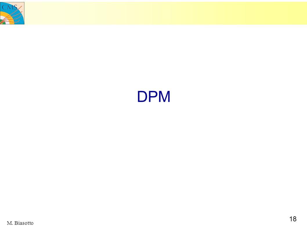 18 M. Biasotto DPM