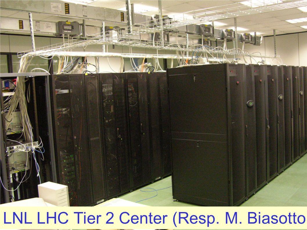 G. Maron – Consiglio dei Laboratori – LNL – 7 luglio 2011 LNL LHC Tier 2 Center (Resp. M. Biasotto)
