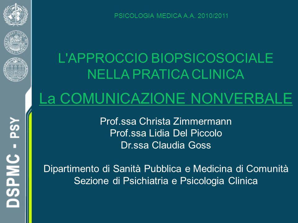 PSICOLOGIA MEDICA A.A.