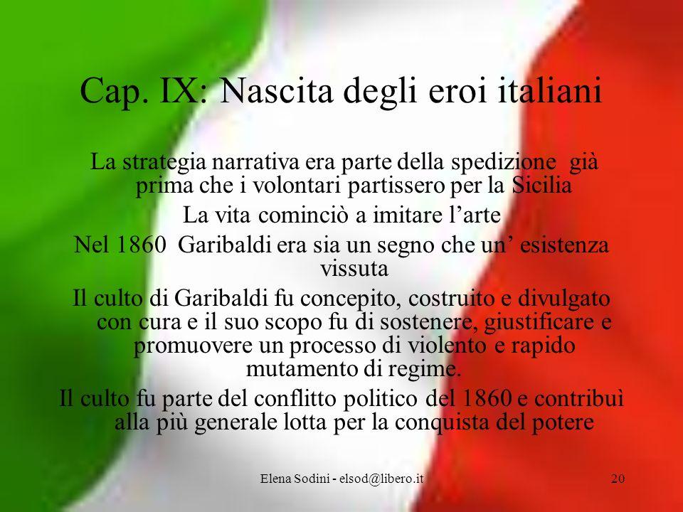 Elena Sodini - elsod@libero.it20 Cap.