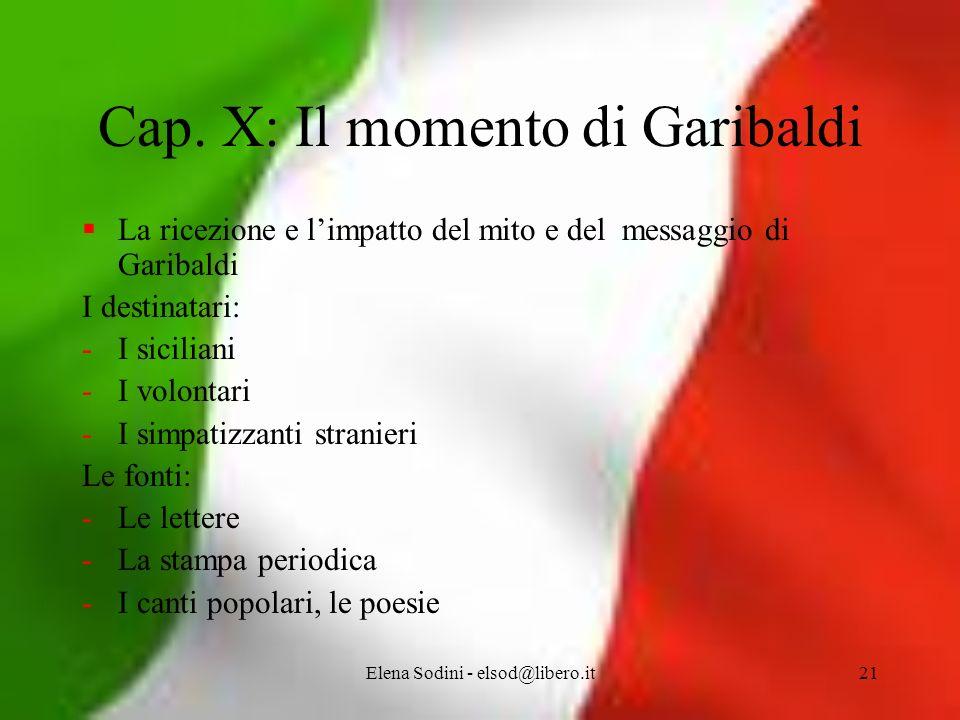 Elena Sodini - elsod@libero.it21 Cap.