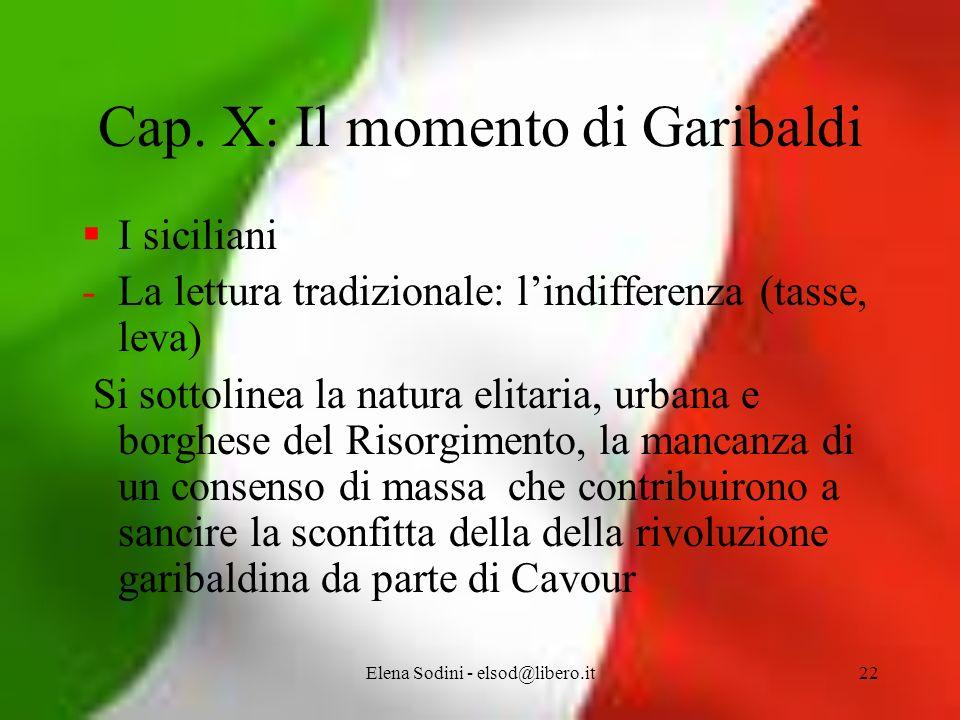 Elena Sodini - elsod@libero.it22 Cap.