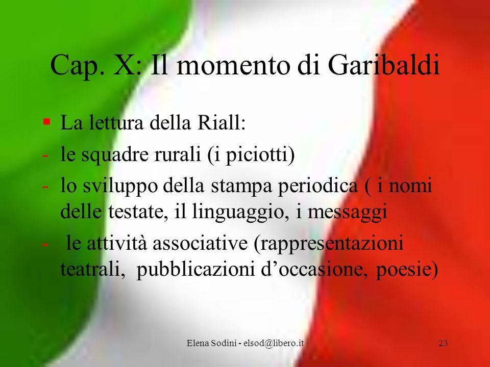 Elena Sodini - elsod@libero.it23 Cap.